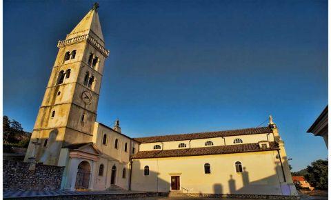 Biserica Nasterii Domnului din Insula Losinj