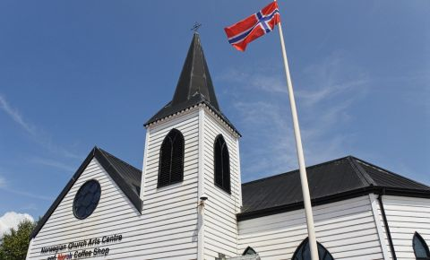 Biserica Norvegiana din Cardiff