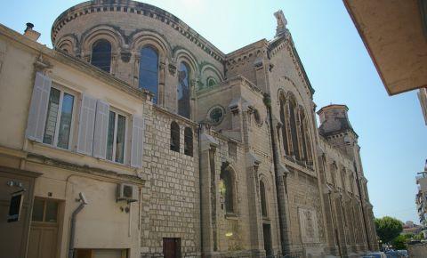 Biserica Notre Dame d'Esperance din Cannes
