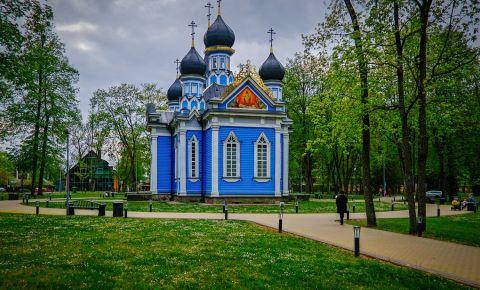 Biserica Ortodoxa Rusa din Druskininkai