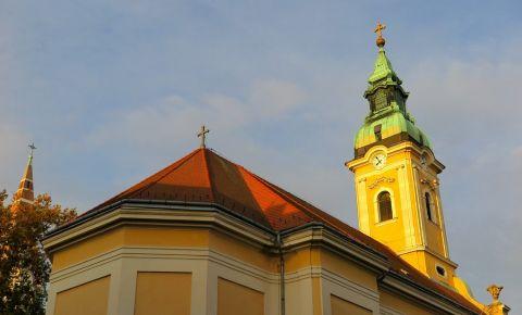 Biserica Ortodoxa Sarba din Szeged