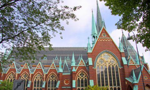 Biserica Oscar Fredrik din Goteborg
