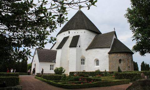 Biserica Osterlars din Bornholm