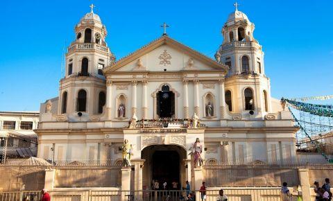Biserica Quiapo din Manila