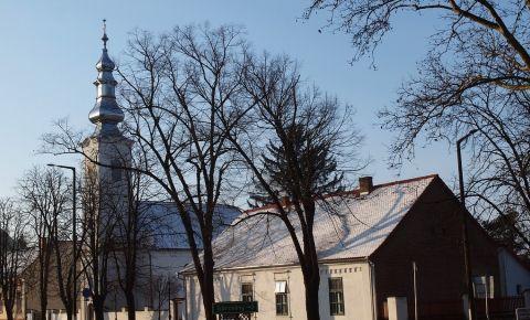 Biserica Reformata din Harkany