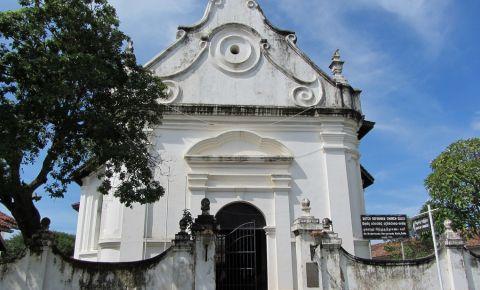 Biserica Reformata Olandeza din Galle