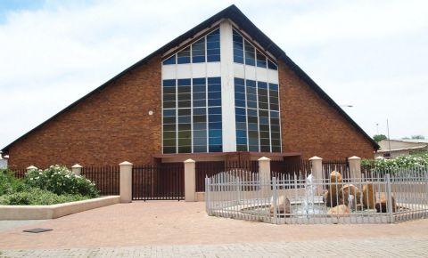 Biserica Regina Mundi din Johannesburg