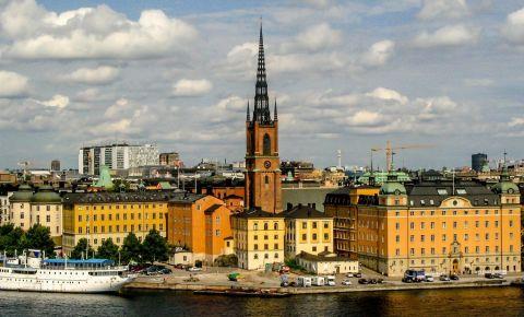 Biserica Riddarholm din Stockholm