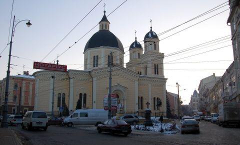 Biserica Romana din Cernauti