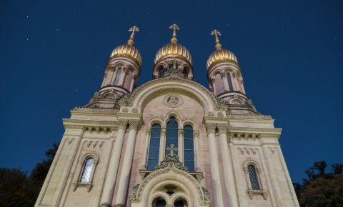 Biserica Ortodoxa Rusa din Wiesbaden