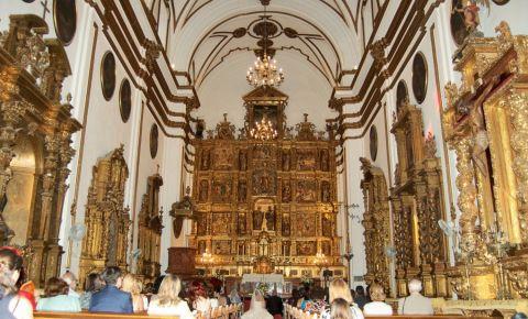 Biserica Sagrario din Malaga
