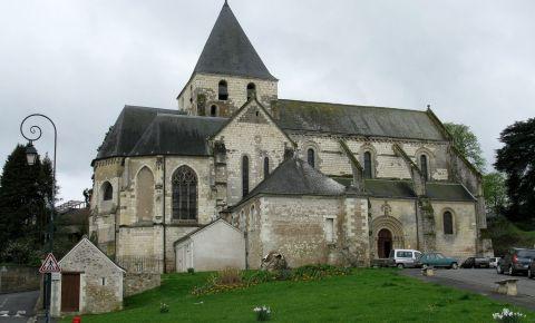 Biserica Saint Denis din Amboise