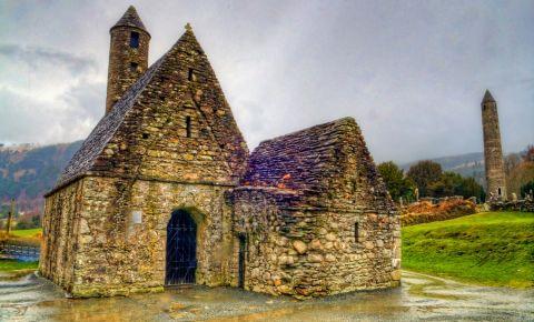 Biserica Saint Kevin din Glendalough