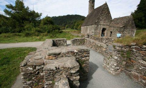 Biserica Saint Kieran din Glendalough