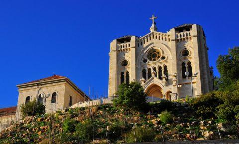 Biserica Saleziana din Nazaret