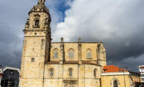 Biserica San Antonio din Bilbao