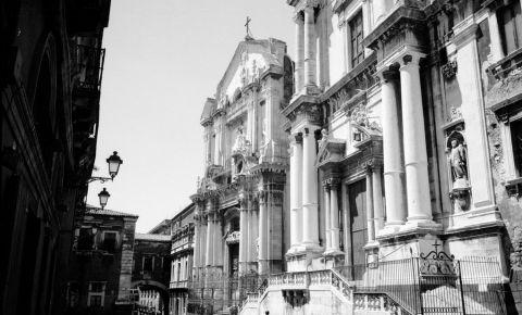 Biserica San Benedetto din Catania