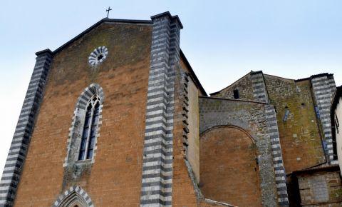 Biserica San Domenico din Orvieto
