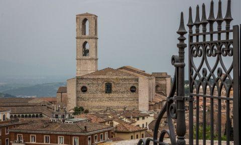 Biserica San Domenico din Perugia