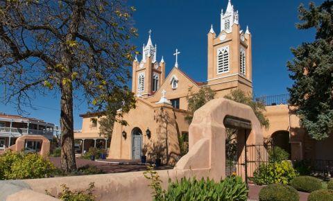 Biserica San Felipe Neri din Albuquerque