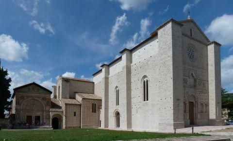 Biserica San Francesco al Prato din Perugia