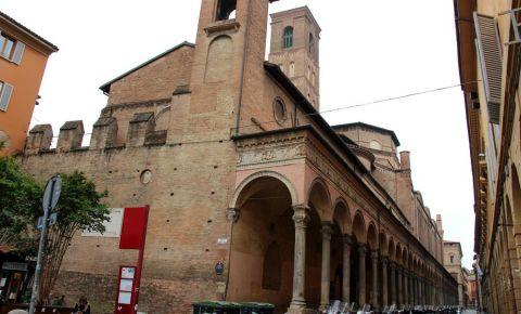 Biserica San Giacomo Maggiore din Bologna