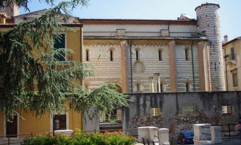 Biserica San Lorenzo din Verona