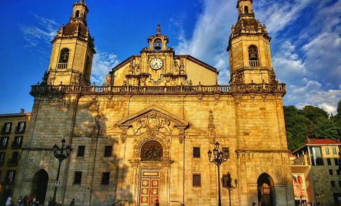 Biserica San Nicolas de Bari din Bilbao