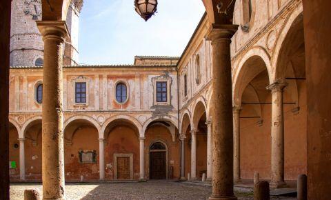 Biserica San Pietro din Perugia
