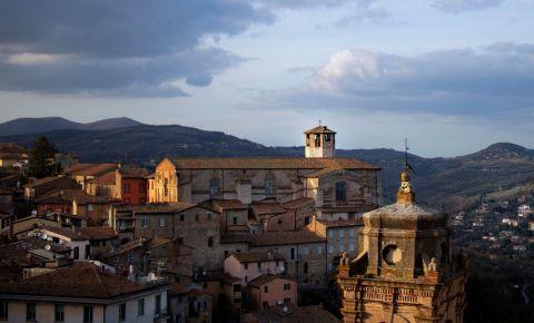 Biserica Sant'Agostino din Perugia
