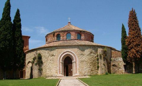 Biserica Sant'Angelo din Perugia