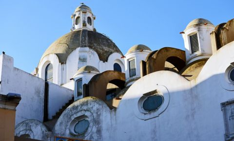 Biserica Santi Stefano din Insula Capri