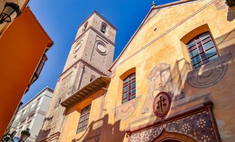 Biserica Santiago din Malaga