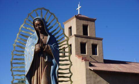 Biserica Santuario de Guadalupe din Santa Fe
