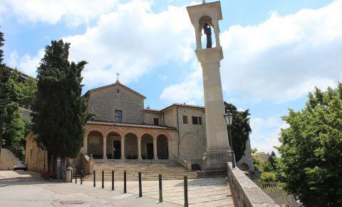 Biserica Sfanta Andreea din Serravalle
