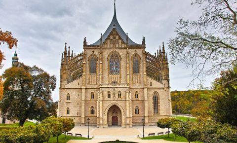 Biserica Sfanta Barbara din Kutna Hora
