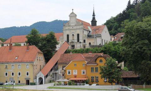 Biserica Sfanta Cecilia din Celje