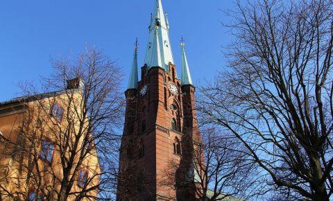 Biserica Sfanta Clara din Stockholm