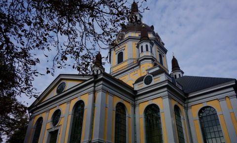 Biserica Sfanta Ecaterina din Stockholm