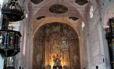 Biserica Sfanta Ecaterina din Zagreb