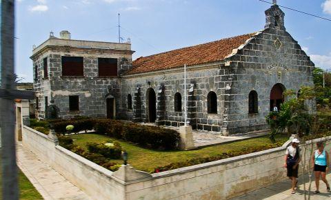 Biserica Sfanta Elvira din Varadero