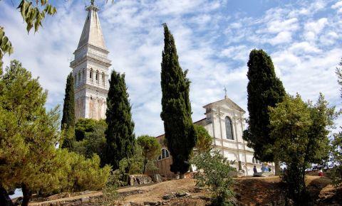 Biserica Sfanta Eufemia din Rovinj
