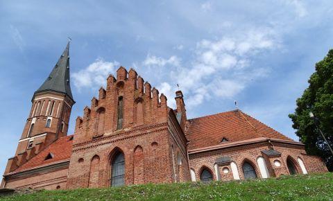 Biserica Sfanta Gertrude din Kaunas