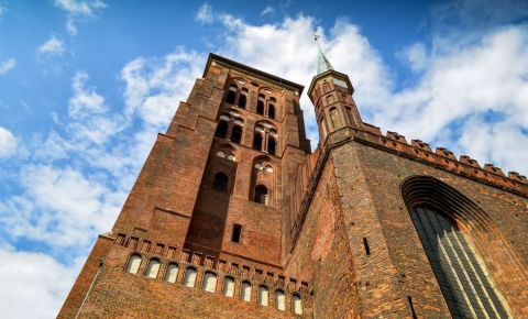 Biserica Sfanta Maria din Gdansk