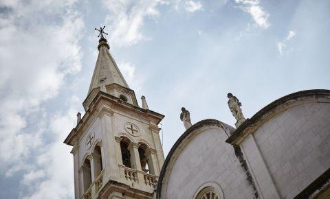 Biserica Sfanta Maria din Insula Hvar