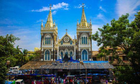Biserica Sfanta Maria din Mumbai