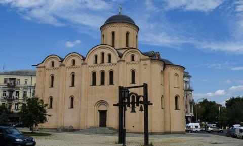 Biserica Sfanta Paraschiva din Kiev