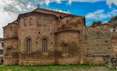 Biserica Sfanta Sofia din Ohrid