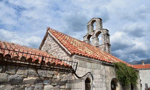 Biserica Sfanta Treime din Budva