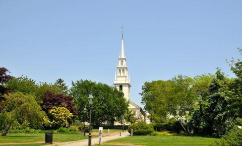 Biserica Sfanta Treime din Newport
